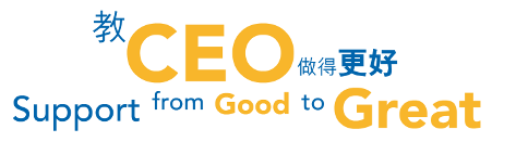 Support CEO from Good to Great